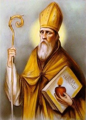 San Agustin: Reflexiones sobre su obra: de magistro, de libre albedrio, la ciudad de Dios: Breve investigacion y reflexion sobre la labor educativa de San Agustin